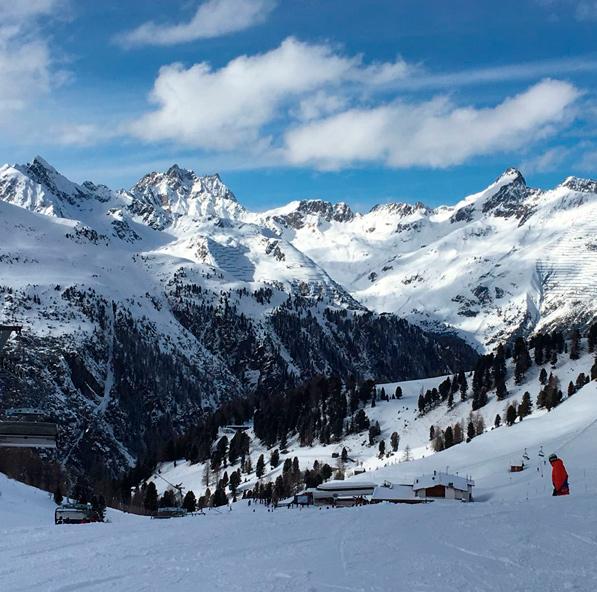 Imagen desde Isgchl (Austria)