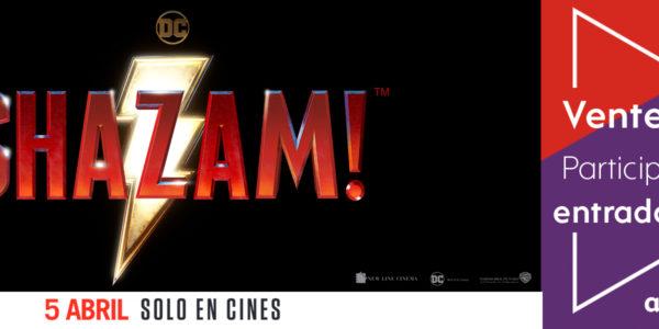 Venta la cine con Avanza Shazam