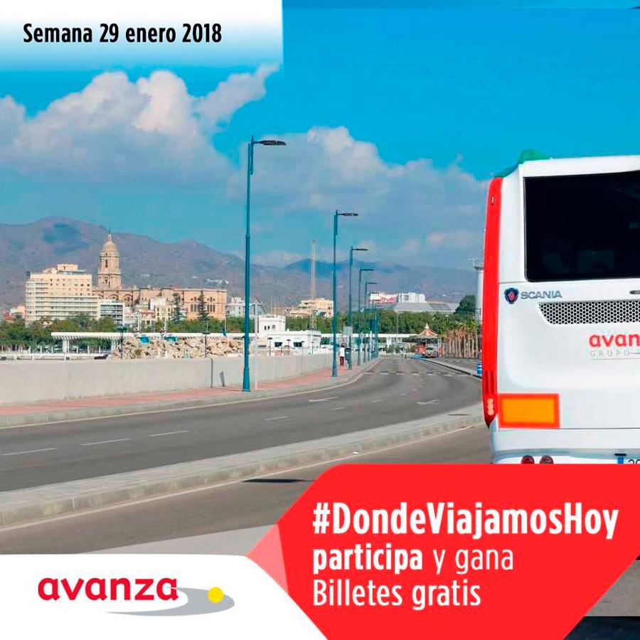 Lugar: Málaga - Ganador: Ana R.