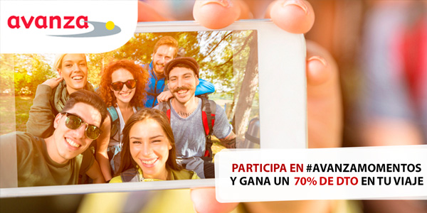 Concurso Instagram AvanzaMomentos