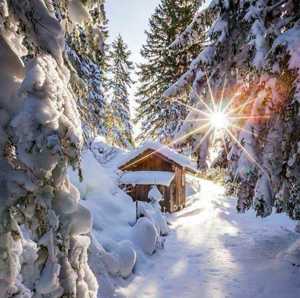 En el Pirineo
