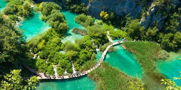 Parque de los Lagos de Plitvice