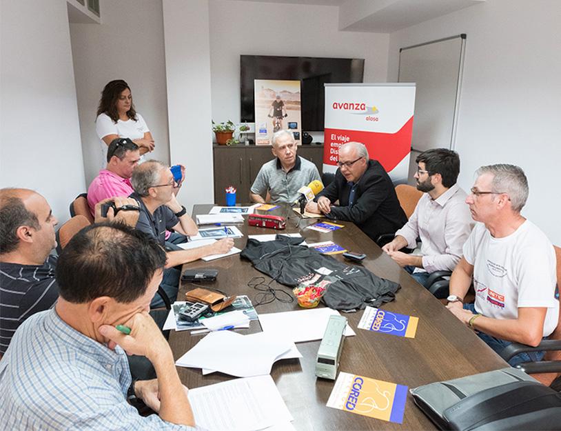 Rueda de Prensa día 26 /09/2016