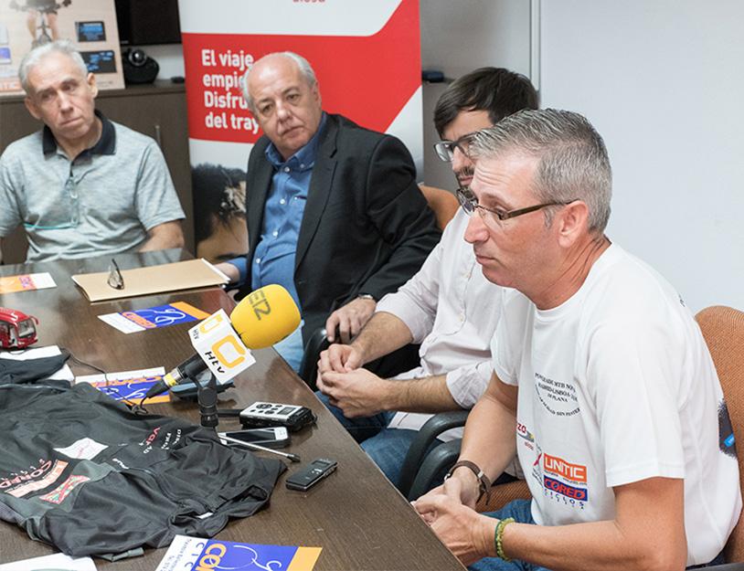 José Manuel Plana en La Rueda de Prensa