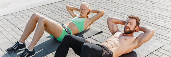 Rutinas de ejercicio para hacer en casa abdominales