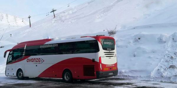 Avanza en la nieve 2020