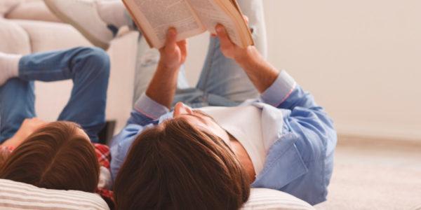 lectura durante el confinamiento