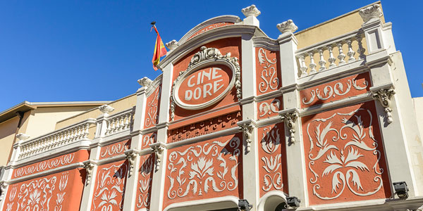 Cines Doré Madrid