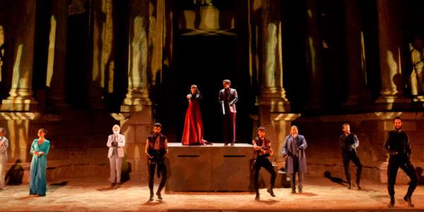 Concurso 66 Festival Teatro Clásico de Mérida