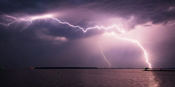 Día Meteorológico Mundial tormentas