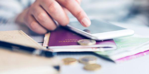 Consejos para viajar seguro documentación