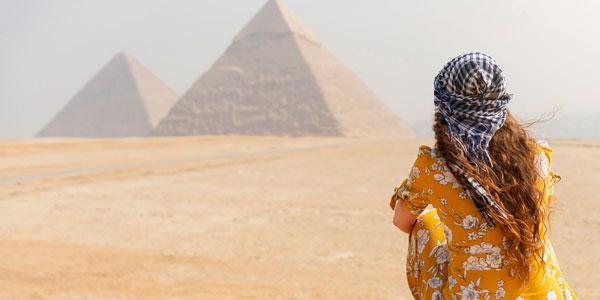 Visitas virtuales países egipto