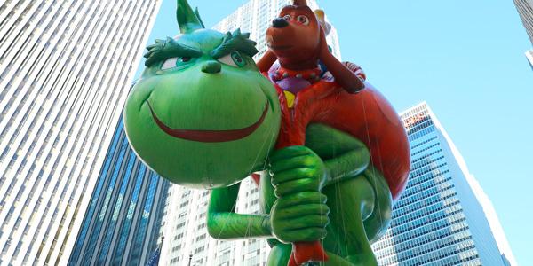 El Grinch ¿A quién no le gusta la Navidad?