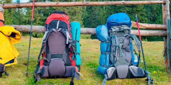 equipaje-mochila de viaje