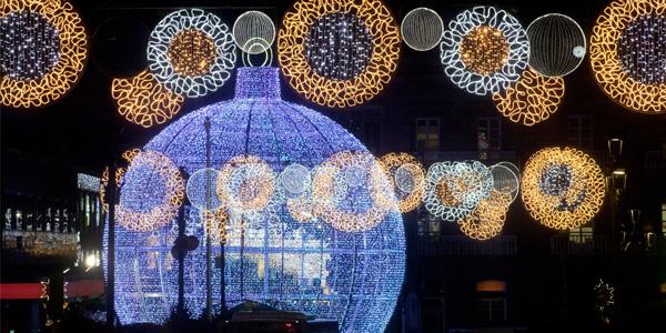 luces navidad Vigo