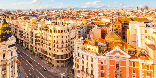 Madrid uno de los mejores destinos europeos para congresos