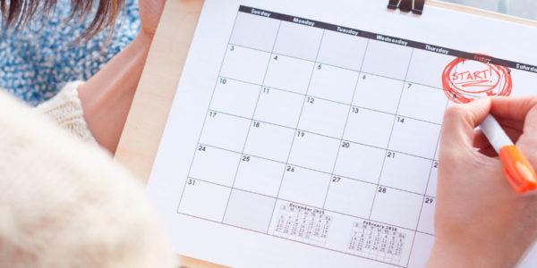 mejor fecha para celebrar un evento