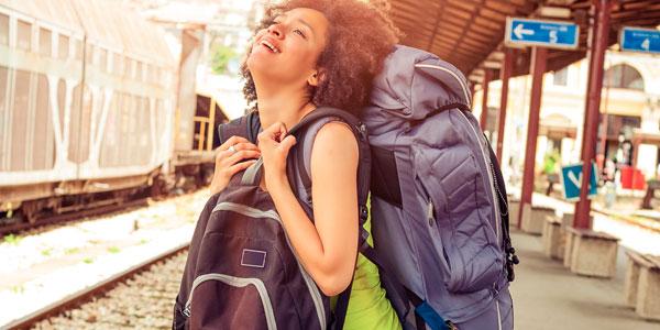 qué llevar en la mochila de viaje