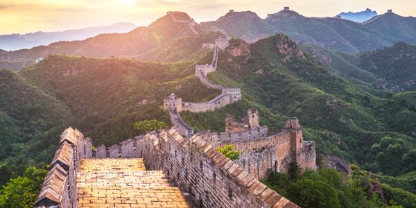 Visitas virtuales países muralla china