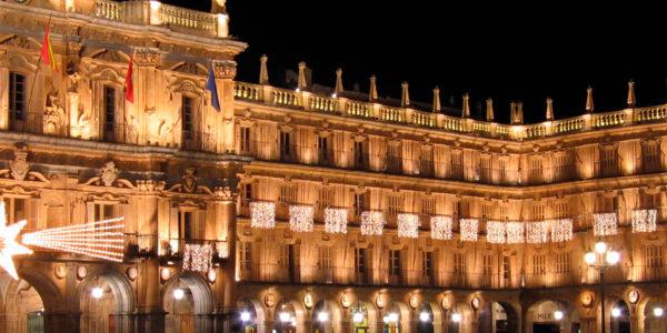 Navidad en Salamanca