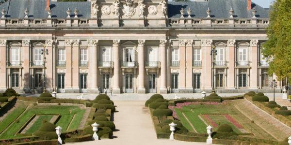 palacios reales españa