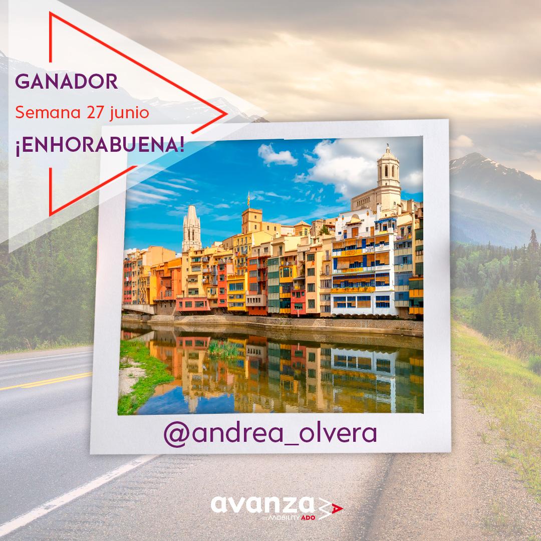 Gerona - Andrea Olvera