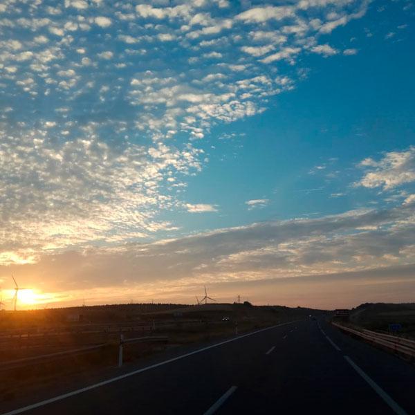 Camino a Peñíscola - JTisner