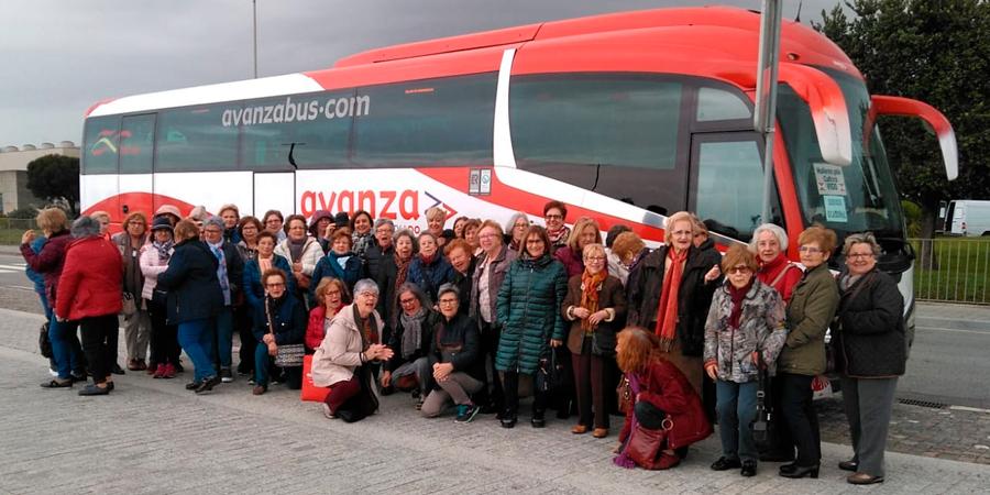 Excursión Mulleres pola Cultura de Vigo