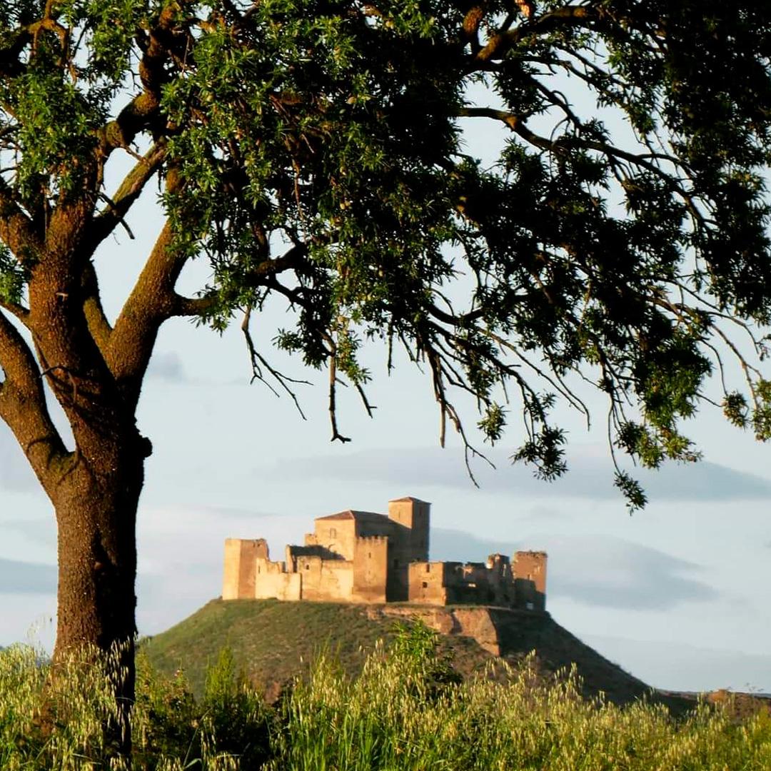 Castillo Montearagón - Vanesa