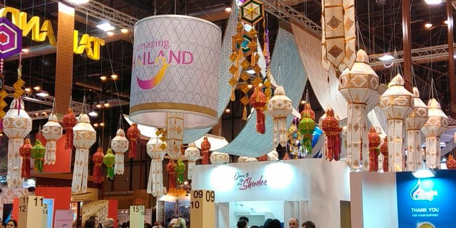 Stands Internacionales - Tailandia
