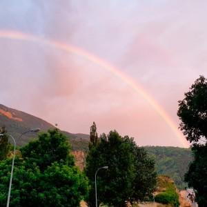 Atardecer-Pirineo Aragonés