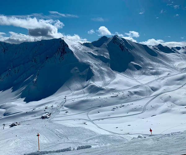 Serfaus Fiss Ladis - Alpes austriacos