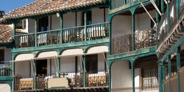 plazas mayores-chinchon