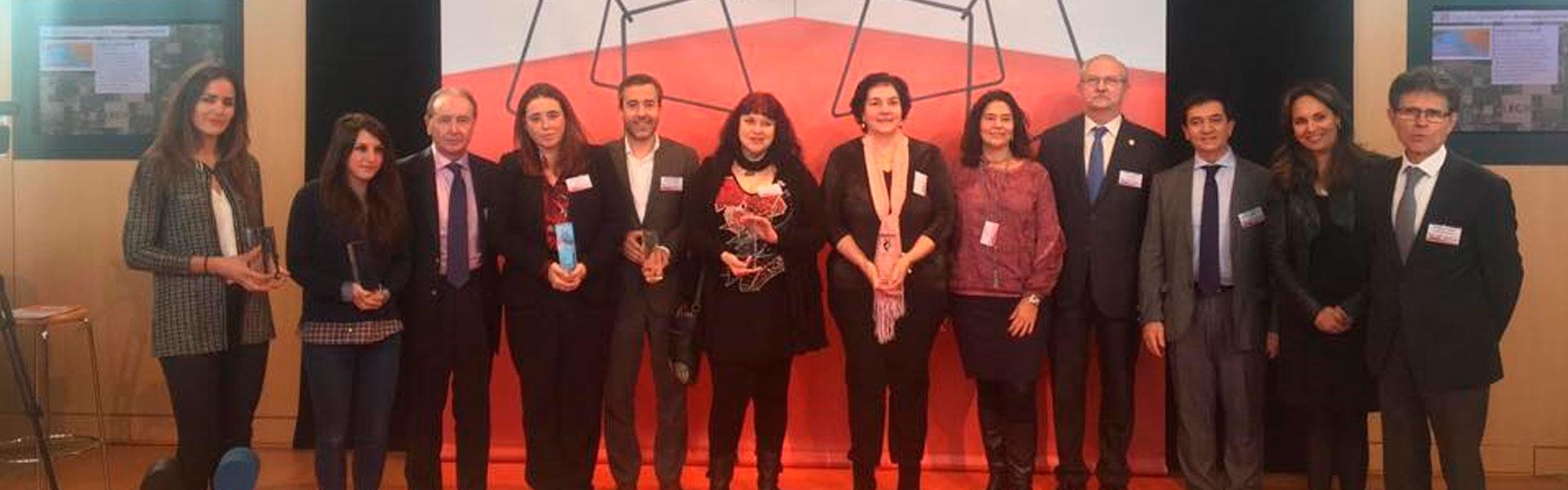 Federación Española de Padres de Niños con Cáncer en los Premios Somos Pacientes