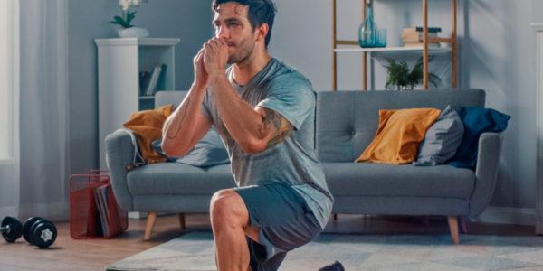 Rutinas de ejercicio para hacer en casa