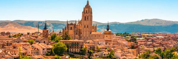 Planes chulos para disfrutar los findes en tu ciudad, Segovia