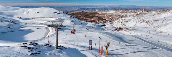 Sierra Nevada Día Mundial de la Nieve 2021
