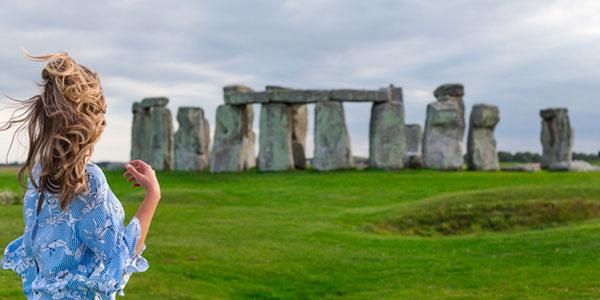 Visitas virtuales países stonehenge