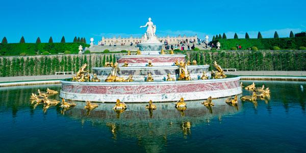 Visitas virtuales países Versalles