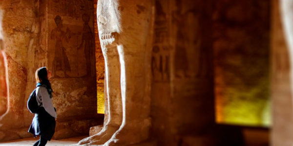 Viaja a Egipto desde el móvil